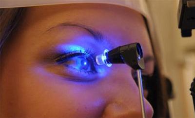 El ojo con Glaucoma